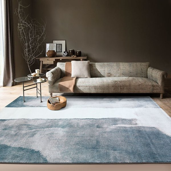 Modern Living Room Carpet Home Bedroom Carpet Nordic Brief Office Rug Sofa  Coffee Table Floor Mat Study Room Thick Area Rugs Shaw Carpet Colors ...