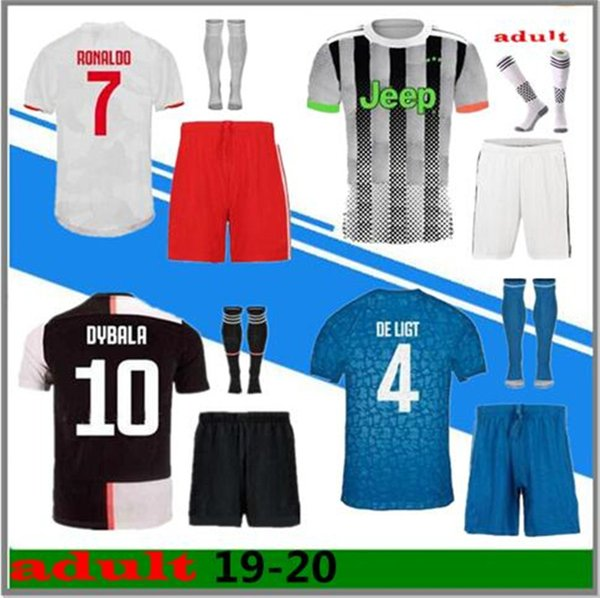 best selling 2019 2020 fourth Soccer Jersey 19 20 Home adult kit Futbol Maillot Football Shirt