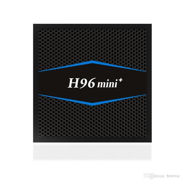 H96 Mini+ Android 7.1 Smart TV BOX 2GB 16GB Media Player S905W Quad Core Wifi USB HDMI 4Kx2K Internet TV Set-top Box