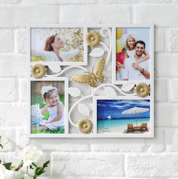 Sufeile Family European Творческая Свадебная Комбинация Фото Стены Фоторамка Украшения D5 J190716