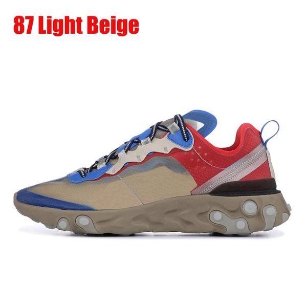 87 Light Beige 36-45
