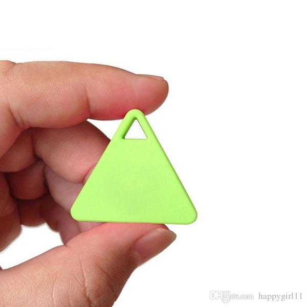 Wholesale- RV77 Wireless Bluetooth 4.0 Anti-perso Anti-furto Dispositivo di allarme Tracker Localizzatore GPS Chiave / Cane / Gatto / Bambini / Portafogli Finder Tracer