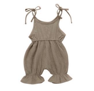# 5 macacão de bebê de cores sólidas