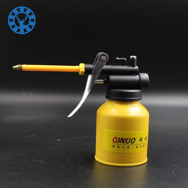 250g Paint Spray Gun Oil Pump Cans Oiler Hose Grease Machine For Lubricating Airbrush Hand Tools Lubricator Repair Diy Kit