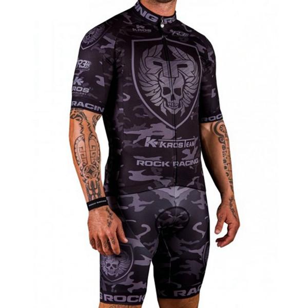 Ensemble de cyclisme hombre 2019 kits de cyclisme Pro Team maillot et cuissard Maglia ciclismo maillot de cyclisme pour hommes