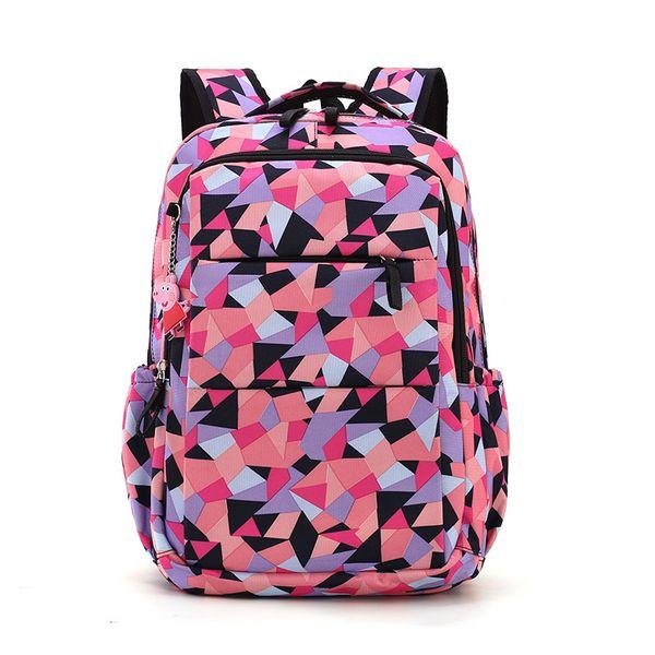Hot Sale Children School Bags for Teenagers Boys Girls Big Capacity School Backpack Waterproof Satchel Kids Book Bag Mochila