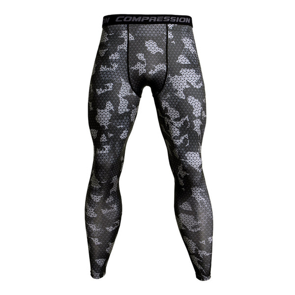 3D Camo Joggers For Men Sweatpants Quick Dry Bodybuilding Jogger Pants Fitness Leggings Compression Pants Dry Fit Mens Tights