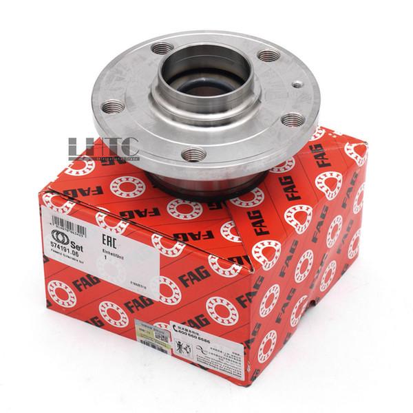 Rear Wheel Hub Bearing Assembly FAG For VW Jetta Golf Tiguan Passat AUDI A3 TT