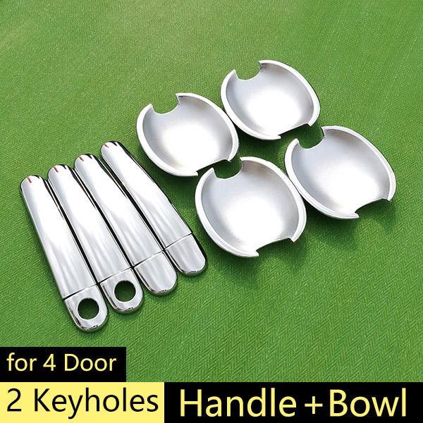 HandleBowl 2Key 4Dr