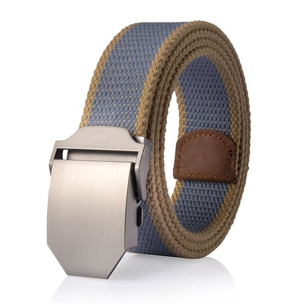 Camouflage Webbing Waist Straps High Quality Luxury Canvas Belts Fashion Design Casual Waistbands Man Woman Hip Hop Belt Unisex Waist Strap