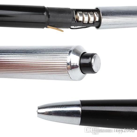 Electric Shock Pen Toy Utility Gadget Gag Joke Funny Prank Trick Novelty Friend's Best Gift Free Shipping