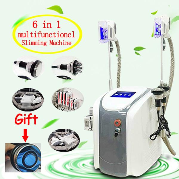 Zeltilq Cryolipolysis gordo máquina de congelamento lipolaser uso pessoal Cryotherapy lipo laser cavitação ultra-sônica máquina de emagrecimento RF
