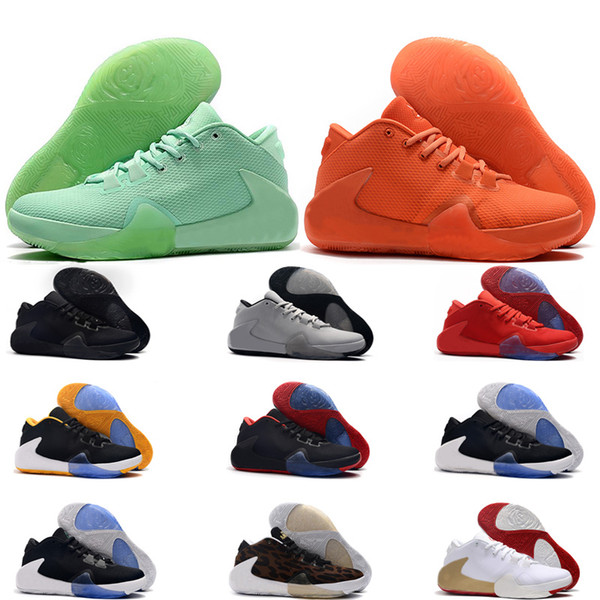 2019 New Zoom Freak 1s Giannis Antetokounmpo Basketball Shoes for Men Cheap Sport Shoes Hot Sale Designer Sneakers