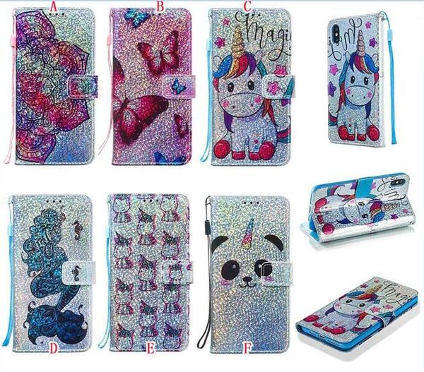 Funda Iphone Xs Bolsas Nuevo Pu Carcasa Iphone Xs Dibujos