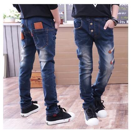 611 jeans delgados