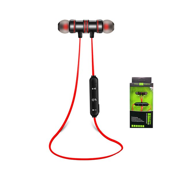 Delicate 5.0 Bluetooth Headphone Wireless Earphone Bluetooth Headset Sport Hanging Neck with Microphone for Android Compatible