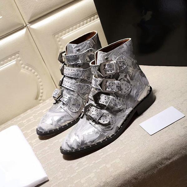 2020 WGG Femmes Australie Classique Bottes hautes demi-Bow femmes fille bottes botte neige d'hiver bottines bleu noir chaussures en cuir ys18112301