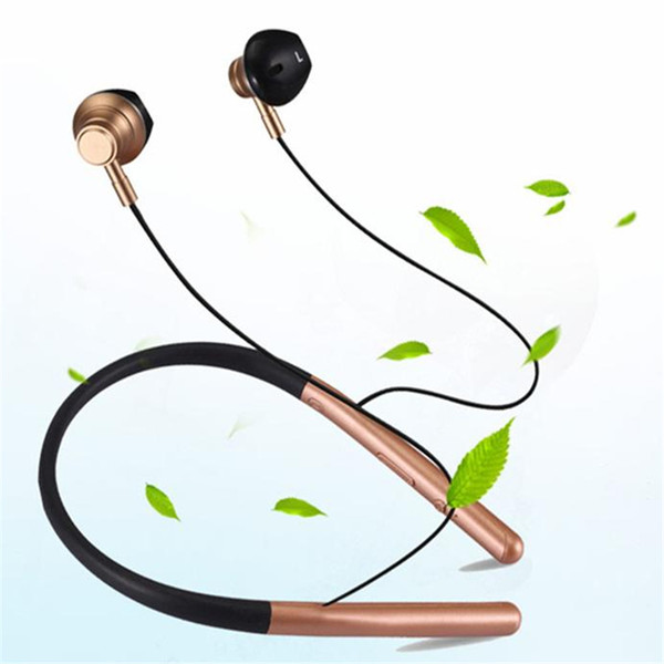 New Bluetooth Headphones M20 Earphone High bass stereo Double Unit Drive In Ear Earphones With Microphone earbuds For Phone 10PCS DHL
