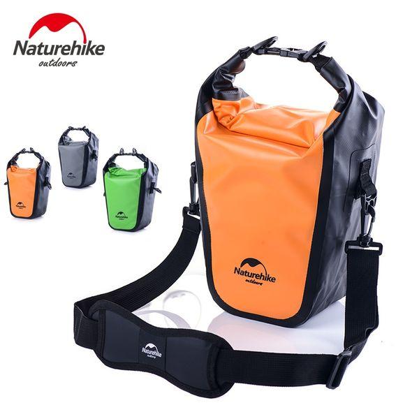 Naturehike Waterproof Dry Sack Shoulder Bag Hold Phone And Camera For Men Women Outdoor Travel Camping Swimming Boating Kayaking #258060