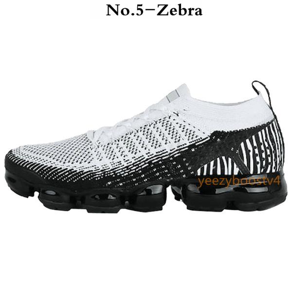 No.5-Zebra