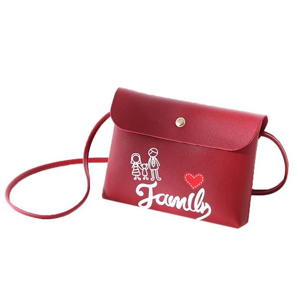 Cheap Women Female Appliques Cartoon Diagonal Lock Coin Purse Mobile Phone Bag Shoulder Bag For Teenager Girls bolsos mujer A4