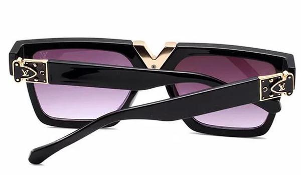 hh9Nouveau haute qualité lunettes de soleil de planche Tortoise Cadre lunettes de soleil en verre Lens Vert Lunettes de soleil plage lunettes de soleil de mode mode lunettes de soleil de plage