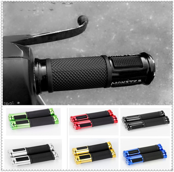 Motorcycle Handle Grips grip rubber Handlebar Motobike ATV Hand cover for YAMAHA WR250R X SEROW225 250R125 L ER250
