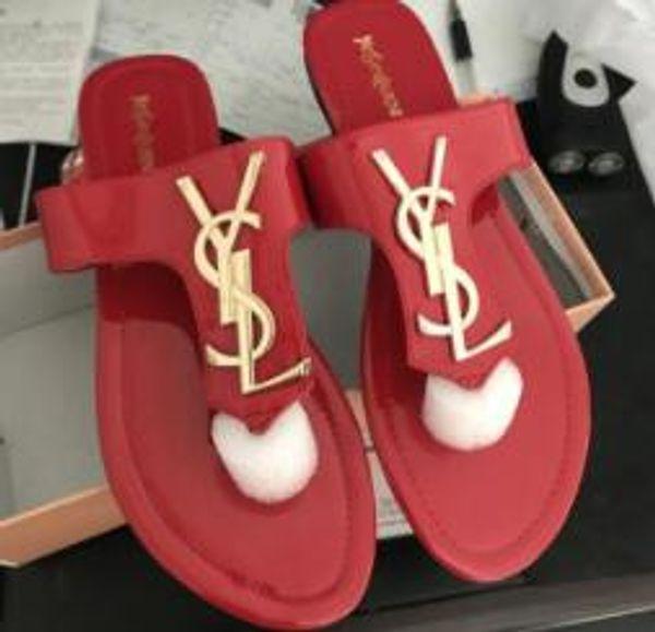 2019 yaz kadın moda rahat ayakkabılar kızlar sahilde sandalet giymek tek seks açık plaj Düz Terlik
