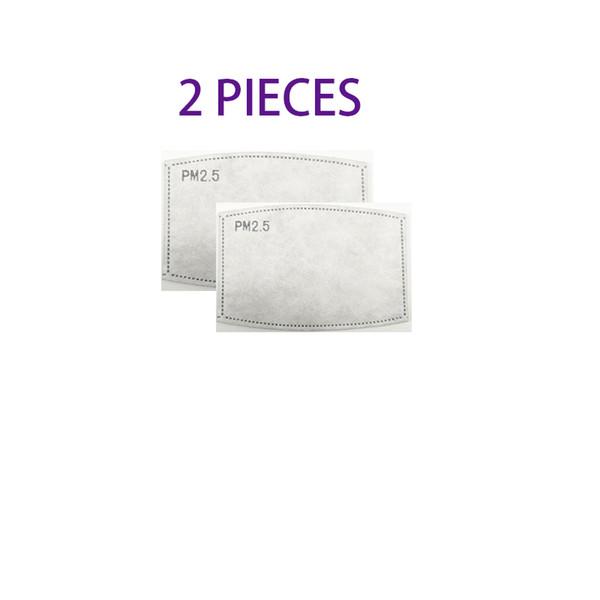 2 pcs Filtros PM2, 5