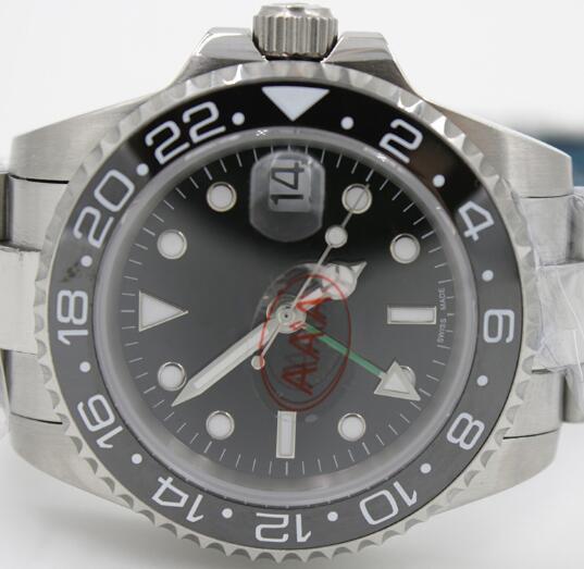 Il nuovo orologio più popolare nel 2019 è di colore 40 millimetri: 116719BLRO 126.710 GMT 116710 116713 126715CHNR Asia 2813 il movimento migliore regalo degli uomini