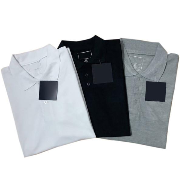 High Quality Men's Polo Shirts Short Sleeve Cotton Tee Basic Sports T-Shirts K12 for Men Women M-XXL K1201