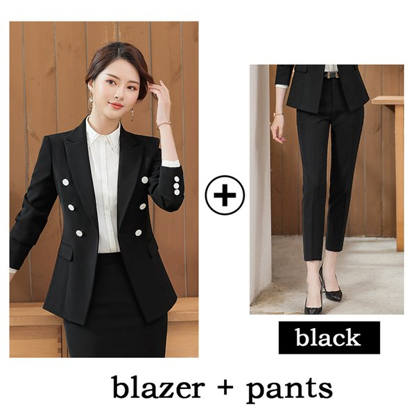 conjunto de calças pretas