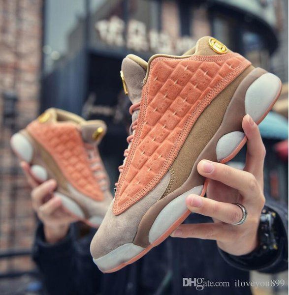New public version of the Terracotta Warriors basketball shoes fashion men's brand sports boots women's shoes size 36-45