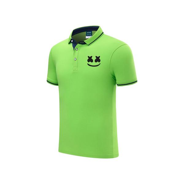 2019 Breathable Men's Shirt For Men Desiger s Men Quick drying Short Sleeve shirt Clothes golftennis Plus Size
