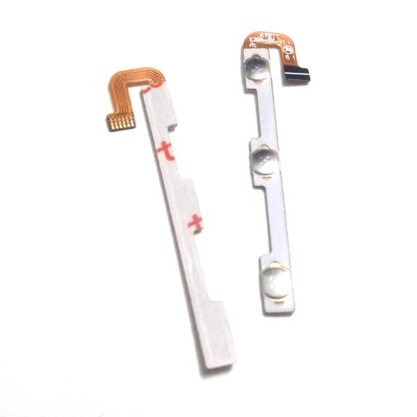 Tecla de botón de volumen de 5 piezas Flex para ASUS Zenfone MAX M1 ZB555KL Encendido apagado Cable flexible Parte de la cinta