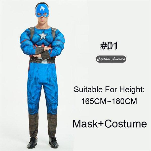 #01 Captain America