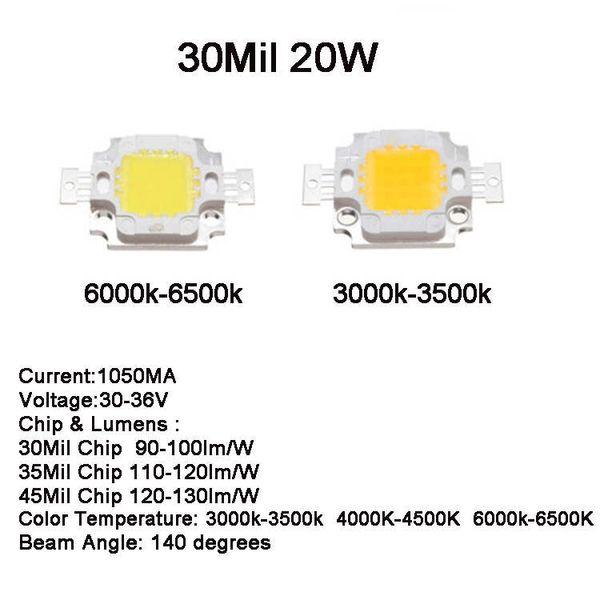 30Mil 20W (30V-36V)