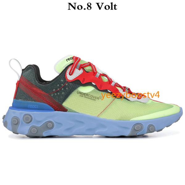 N ° 8 voltios
