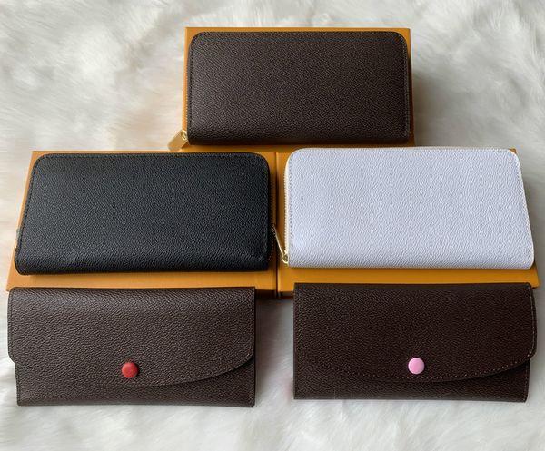 PORTAFOGLIO ZIPPY VERTICALE il modo più elegante per portare in giro denaro, carte e monete famoso design da uomo porta carte in pelle borsa lunga business