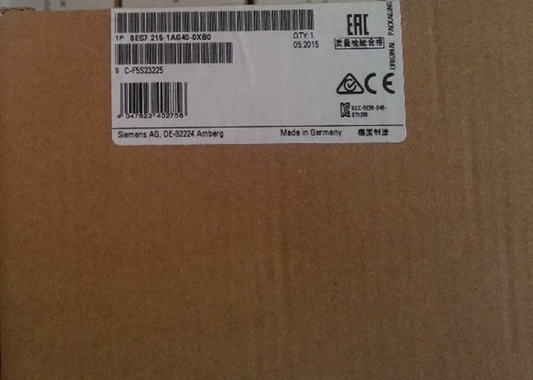 6ES7215-1BG40-0XB0 SIMATIC S7-1200 1215C CPU PLC MODULE (REPLACE 6ES7215-1BG31-0XB0)