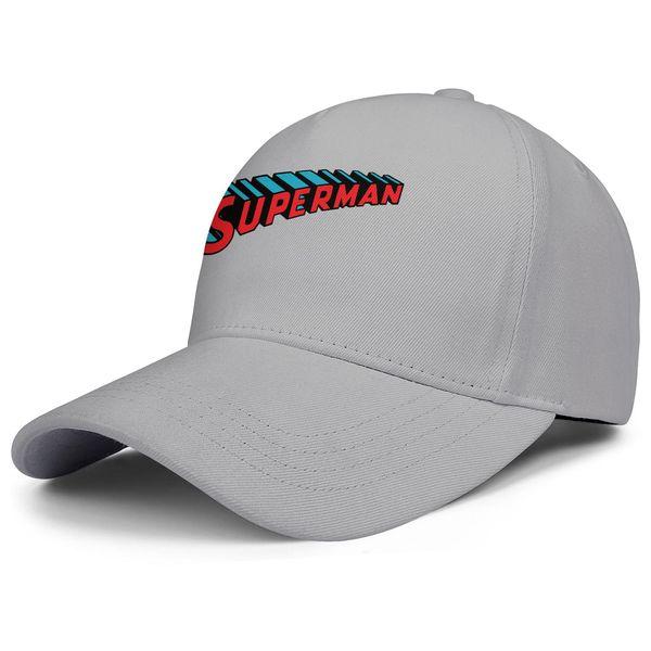 Superman Logo Clipart superman 1978 grey mens and womens trucker cap ball styles designer customize team youth hats