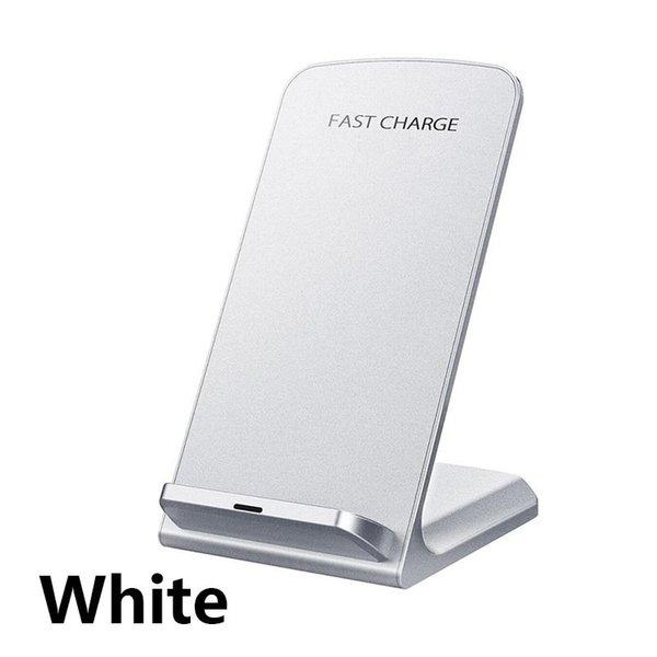 Blanc Chargeur sans fil