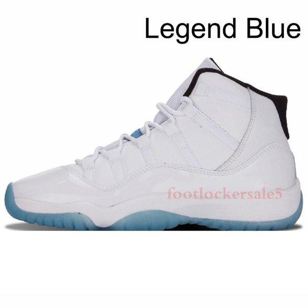 Légende Bleu