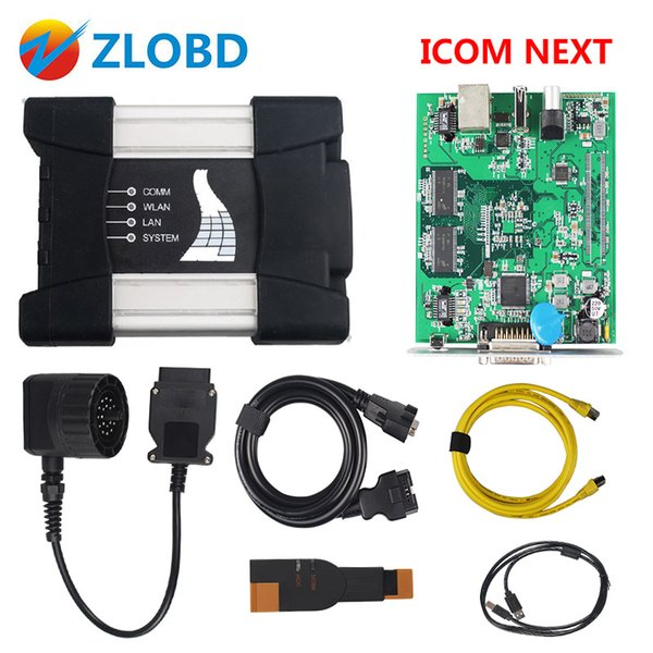 2018 New Arrival icom Next for BMW New Generation of icom A2 Diagnostic-tool icom with Software v2018.07 DHL Free In Stock