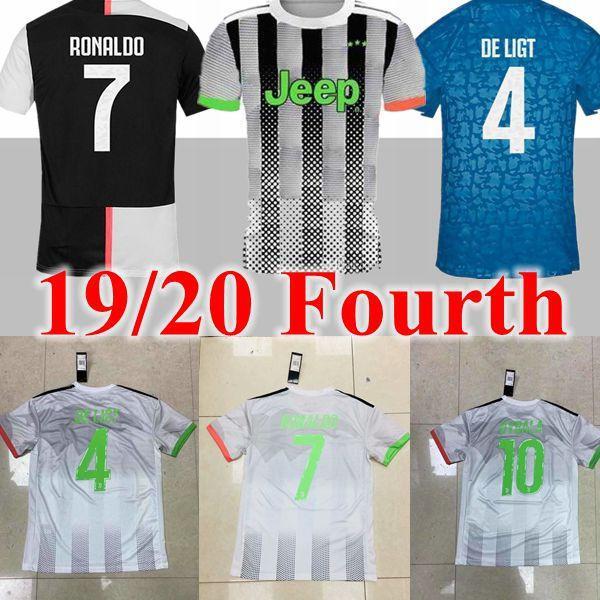 2019 2020 Juventu Fourth Hirt 19 20 Juve Home Away Jer Ey Ronaldo