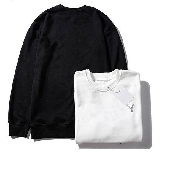 Sweatershirt Hoodie Designer Pullover Long Sleeve Luxury Sweat with Brand Letter Embroidery Knitwear 19ss Winter Mens Clothing