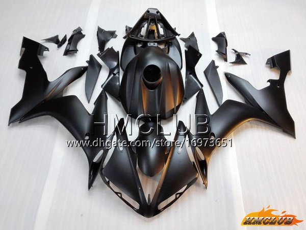 NO.18 Flat black