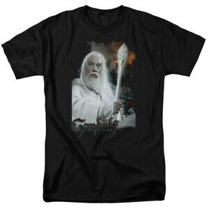 The Lord Of The Rings Gandalf Licensed Adult T Shirt