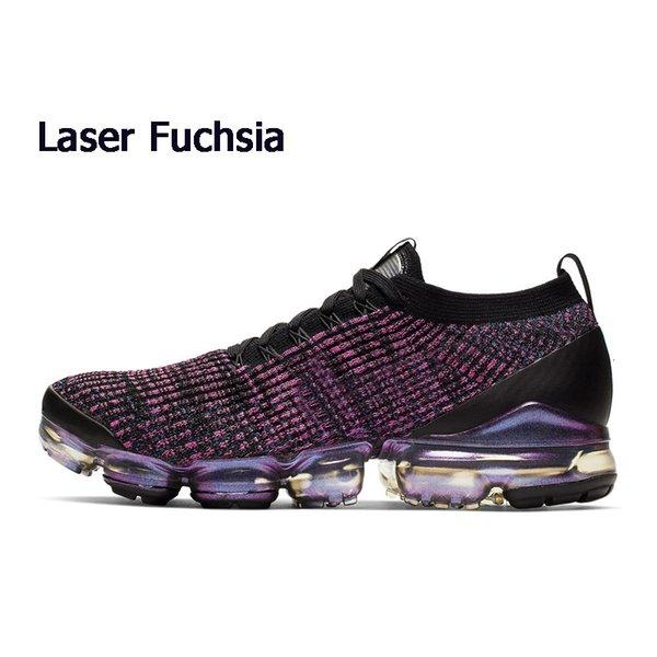 36-40 Laser Fuchsia