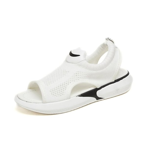 LAIBEITAI woman 2019 new style walking shoes lady slip on sandals summer women sock sneakers sport shoes for women